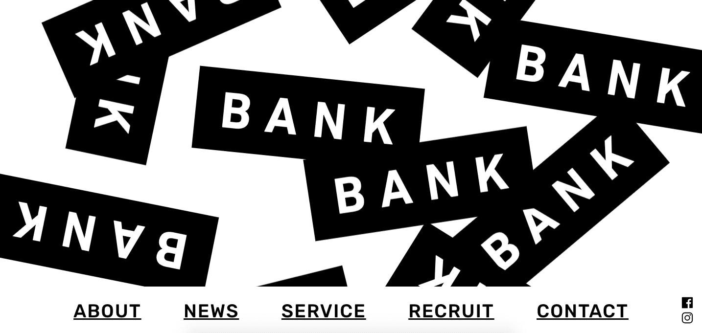 株式会社バンクコーポレートサイト